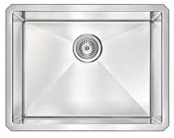 anzzi vanguard undermount stainless steel 23 in single bowl