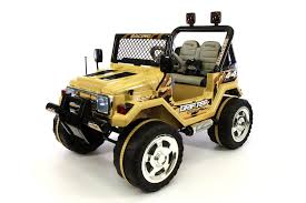 sand jeep wrangler jeep wrangler style 12v kids ride on car mp3 battery powered