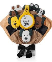 cookie bouquet pups n paws cookie bouquet