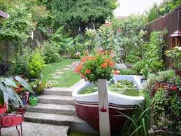 23 best boat planter images on garden gardens and