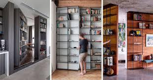 hidden room these 13 secret doors are hidden in plain sight contemporist
