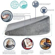 best bed wedge pillow 11 best top 10 best bed wedge pillows in 2017 images on pinterest