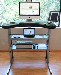 Kickstarter Gaming Desk Trekdesk Ii Launched On Kickstarter Trekdesk Treadmill Desk