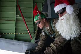 support our military members during christmas