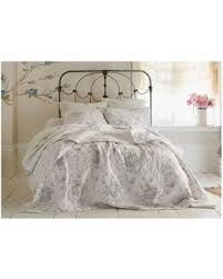 Simply Shabby Chic Duvet by Fall Into These Autumn Savings Shadow Rose Bedding Collection
