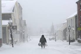 winter storm threatens cape cod with up to 18 inches of snow the