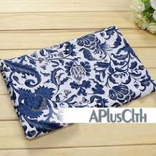floral fabric rose flower print linen fabric cotton linen fabric