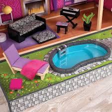 Kidkraft Lounge Chair Kidkraft Uptown Dollhouse With Furniture 65833
