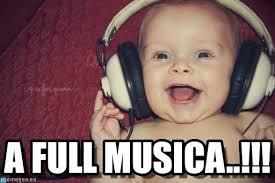 Musica Meme - a full musica bebe dj meme on memegen