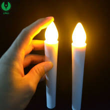 wholesale battery operated taper candles wholesale battery