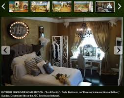 Extreme Makeover Home Edition Bedrooms - tv the paris apartment
