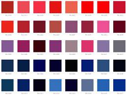 paint colour chart guide rawlins paints blog
