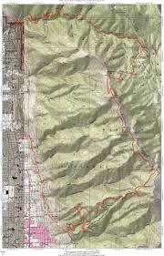 Map Of Ogden Utah by Skyline Drive