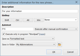 phraseexpress v12 manual