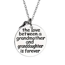 grandmother and granddaughter necklaces forever necklace grandmother granddaughter efamilymart