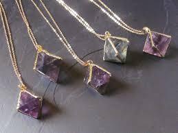 crystal jewellery necklace images Best 25 raw crystal jewelry ideas stone rings jpg
