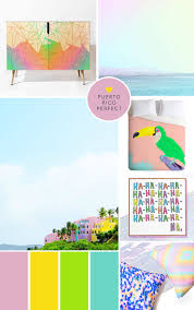 mood board template puerto rico u2013 deny designs