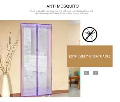 Door Pattern Generic Couple Pattern Magnetic Screen Door Anti Mosquito Magnet