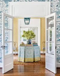 home blue a nashville home by sarah bartholomew the neo trad