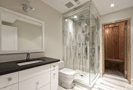 bathroom shower ideas pictures 30 amazing basement bathroom ideas for small space thefischerhouse