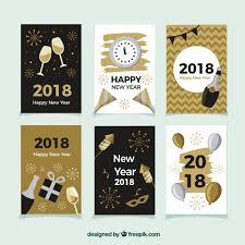 imagenes graciosas año nuevo 2018 tarjetas graciosas de felicitación de año nuevo 2018 plateadas y