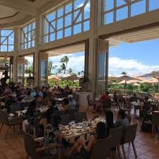Grand Dining Room Grand Dining Room Grand Wailea Waldorf Astoria Restaurant