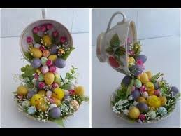 Youtube Easter Table Decorations by 127 Best Tea Cup Centerpiece Images On Pinterest Tea Time Cups