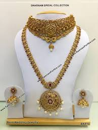 bridal set for rent bridal jewelry for rent swarnam bridal collection home