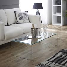 coffee tables attractive clear coffee table waterfall lucite