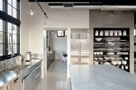 industrial looking kitchen ideas free home decor