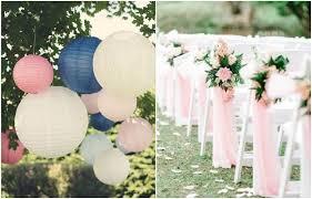 couleur mariage décoration de mariage aux couleurs 2016 désignées par pantone
