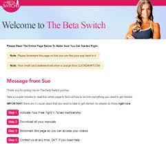 the beta switch review can it help you gals to burn fat