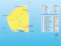 Map Of Bali Gili Air Travel Tips About Accommodation Restaurants Things To