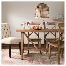 2 Chair Dining Table Harvester X Back Dining Chair Set Of 2 Beekman 1802 Farmhouse