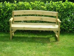 How To Make A Simple Wooden Bench - easy garden bench plans free basic wooden bench plans simple