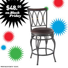 black friday poinsettia sale shop lowe u0027s on black friday to get this allen roth bar stool for
