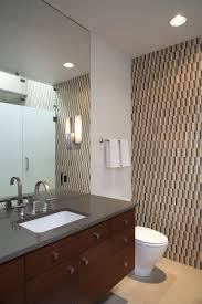 bathroom wonderful white brown stainless glass modern design