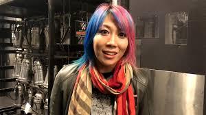 asuka hair the women s royal rumble match isn t ready for asuka