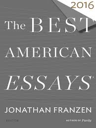 Gratifying Ideas Unflappable Stool Tags by The Best American Essays 2016 By Jonathan Franzen John Stuart