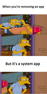 Meme Text App - uninstalling android apps meme by knightofcydonia memedroid
