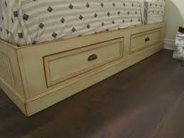 Building A Platform Bed With Drawers by Queen Platform Bed With Drawers Bedroom Furniture Shown On A