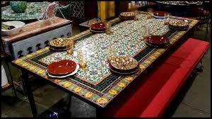 emejing mosaic dining room table ideas home design ideas