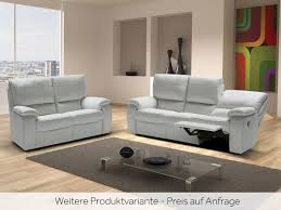 sofa mit elektrischer relaxfunktion sofa jersey 3 sitzer leder elektrische relaxfunktion
