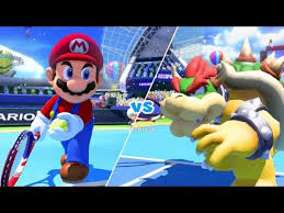 Challenge Knockout Mario Tennis Ultra Smash Walkthrough Part 1 Knockout Challenge
