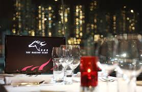 Western Dining Room Step Into Premises Dining U0026 Booking The Racing Club The Hong