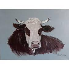 tableau theme cuisine superb tableau theme cuisine 3 tableau peinture vache deco
