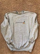 disneyland sweatshirt ebay