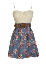 country flower dress style collages pinterest flower