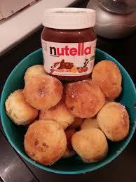recette de cuisine au four beignets fourrés au nutella ou confiture cuisson four sihnoh