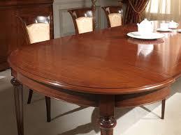 tavolo ovale legno tavolo ovale allungabile in noce vimercati meda